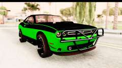 Dodge Challenger F&F 7 for GTA San Andreas