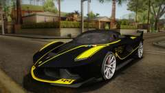 Ferrari FXX-K 2015 PJ for GTA San Andreas