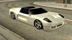 Bullet Spyder for GTA San Andreas