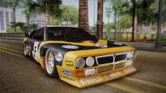 Lancia Rally 037 Stradale (SE037) 1982 Dirt PJ2
