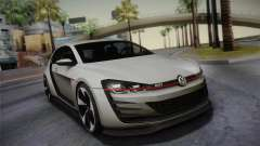 Volkswagen Golf Design Vision GTI for GTA San Andreas