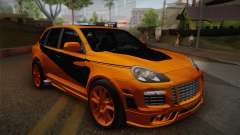 Porsche Cayenne 2007 Tuning for GTA San Andreas