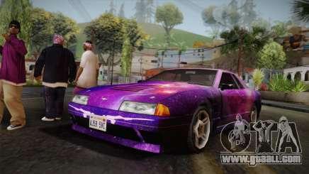 20egt Elegy PaintJob 5 for GTA San Andreas