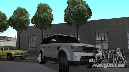 Range Rover Armenian for GTA San Andreas