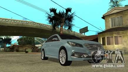 Hyundai Sonata Armenian for GTA San Andreas