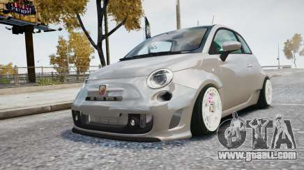 Fiat 500RB for GTA 4