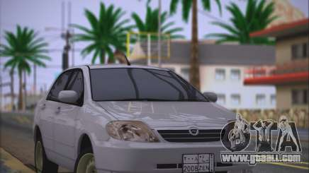 Toyota Corolla 120 for GTA San Andreas