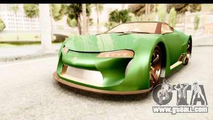 GTA 5 Emperor ETR1 for GTA San Andreas