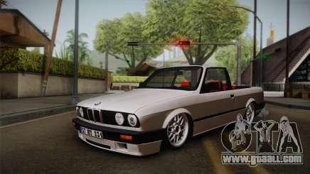 BMW M3 E30 1991 v2 for GTA San Andreas