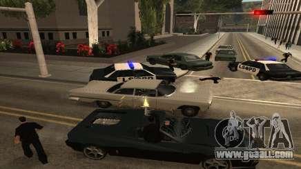 Cheetah Mod v1.1 for GTA San Andreas