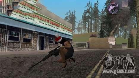 Heavysniper rifle for GTA San Andreas forth screenshot