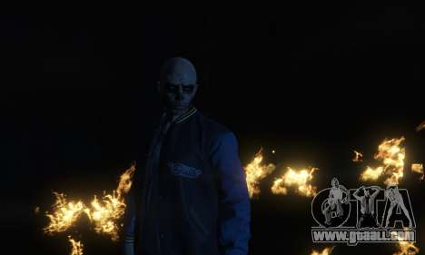 GTA 5 Suicide Squad El Diablo fourth screenshot