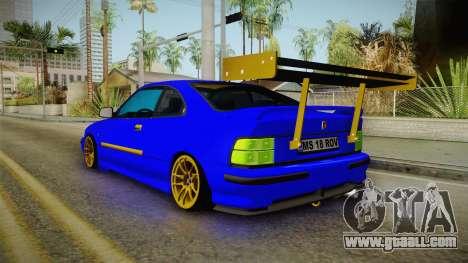 Rover 220 Bozgor Edition for GTA San Andreas