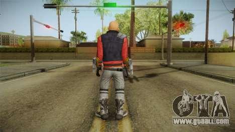 Will Smith - Deadshot v2 for GTA San Andreas third screenshot