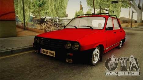 Dacia 1310 TX 1986 v2 for GTA San Andreas