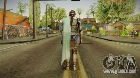 Warriors Orochi 3 - Zhao Yun (DW6) for GTA San Andreas third screenshot