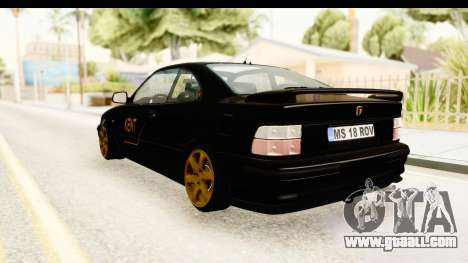 Rover 220 Kent Edition for GTA San Andreas left view