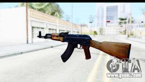 Kalashnikov AKM for GTA San Andreas second screenshot