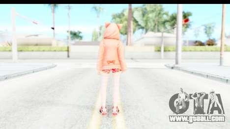 Marie Rose Newcomer Orange for GTA San Andreas