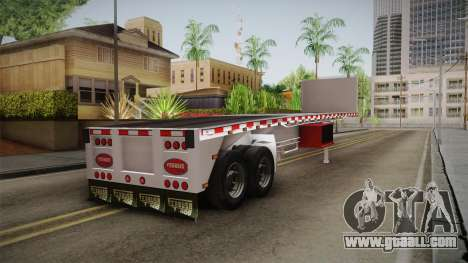 Trailer Americanos v1 for GTA San Andreas