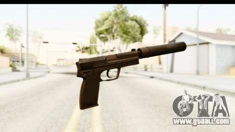 CS:GO - USP Silenced for GTA San Andreas second screenshot