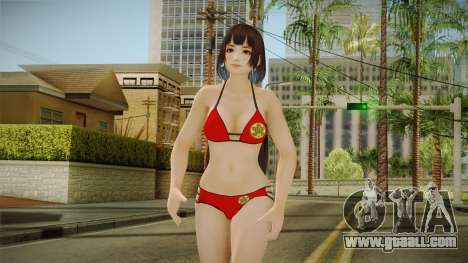 Naotora Li Macchiato Lace Bikini Original for GTA San Andreas