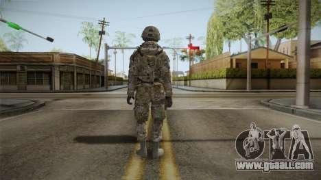 Multicam US Army 4 v2 for GTA San Andreas third screenshot