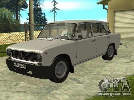 VAZ 21013 124RUS for GTA San Andreas