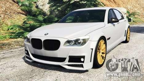 BMW 760Li (F02) Lumma CLR 750 [add-on] for GTA 5