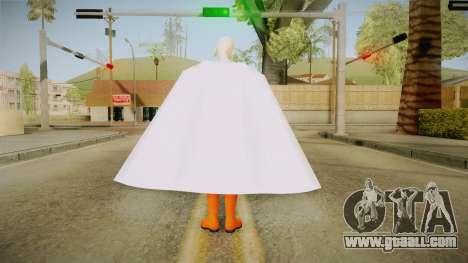 Saitama v2 for GTA San Andreas third screenshot