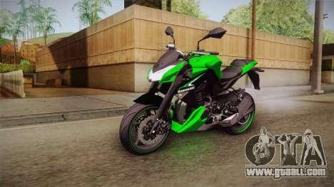 Kawasaki Z1000 for GTA San Andreas