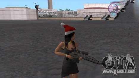 Heavysniper rifle for GTA San Andreas eighth screenshot