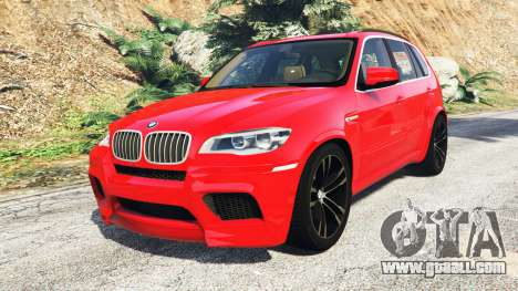 BMW X5 M (E70) 2013 v0.3 [replace] for GTA 5