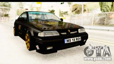 Rover 220 Kent Edition for GTA San Andreas right view
