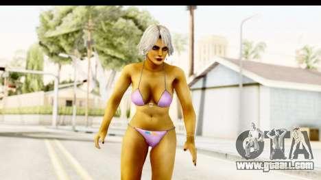 Christie in Rio v2 for GTA San Andreas