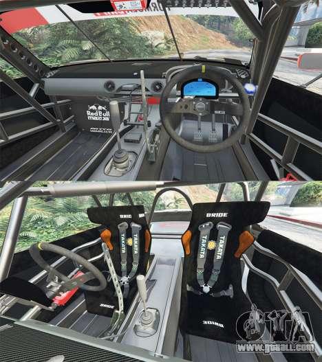 Mazda MX-5 (ND) RADBUL Mango [replace] for GTA 5