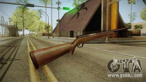 Silent Hill 2 - Rifle for GTA San Andreas second screenshot