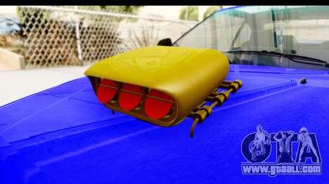 Rover 220 Kent Edition de Haur for GTA San Andreas inner view
