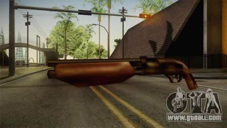 Silent Hill 2 - Sawnoff for GTA San Andreas