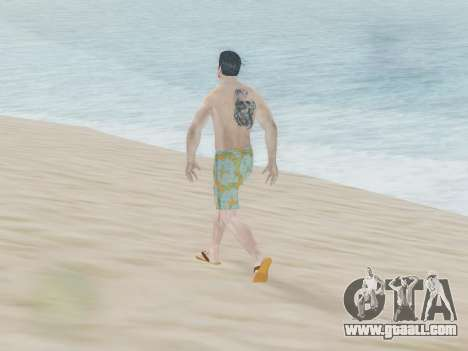 New Wmybe for GTA San Andreas
