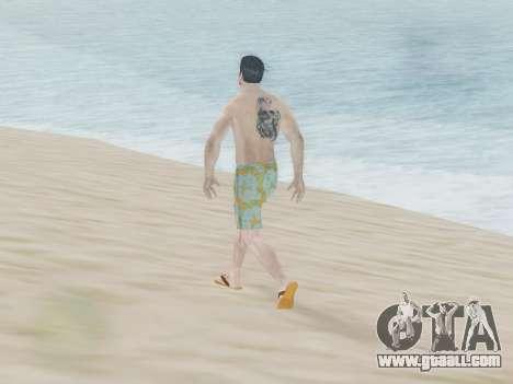 New Wmybe for GTA San Andreas forth screenshot