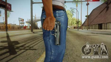 Silent Hill 2 - Pistol 1 for GTA San Andreas third screenshot