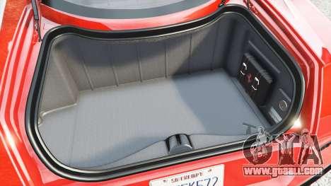 GTA 5 Ferrari 599 GTO [add-on] front right side view