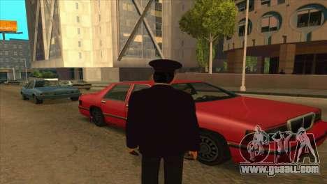 Karpov v2 for GTA San Andreas forth screenshot