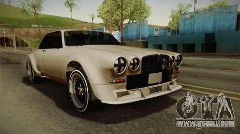 Jaguar Broadspeed XJC for GTA San Andreas