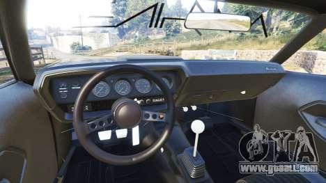Plymouth Cuda BeckKustoms for GTA 5