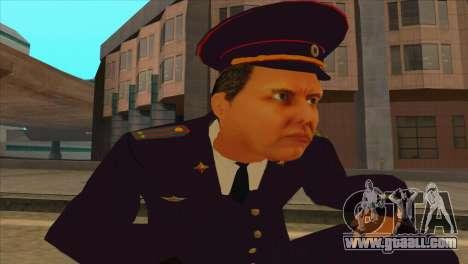 Karpov v2 for GTA San Andreas fifth screenshot