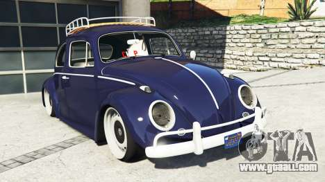 Volkswagen Fusca 1968 v0.9 [add-on] for GTA 5