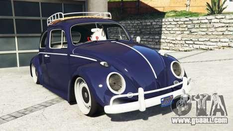 Volkswagen Fusca 1968 v0.9 [add-on] for GTA 5