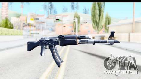 AK-47 Elite Build for GTA San Andreas